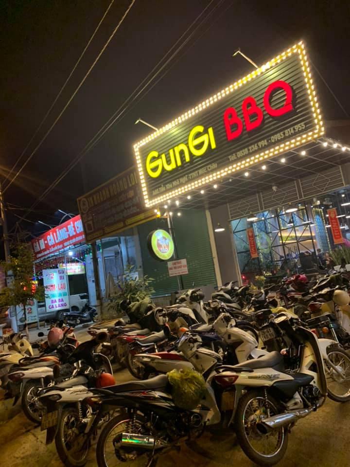 Nhà Hàng GunGi BBQ Mộc Châu