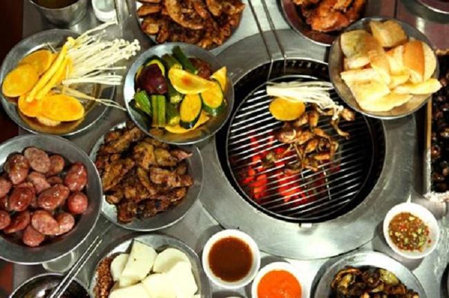 Nhà hàng Habit BBQ