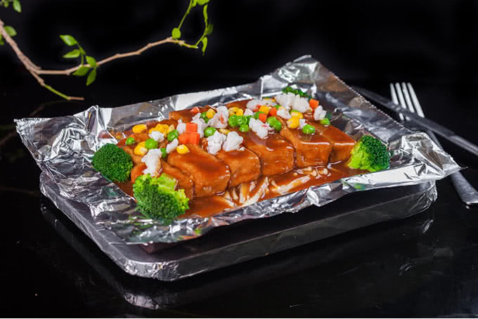 Món ăn tại Nhà hàng Hải Cảng - Nguyễn Chí Thanh