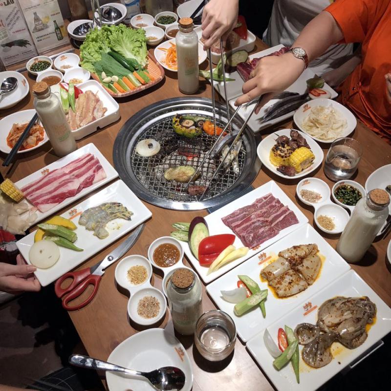 Top 9 Quán BBQ ngon nhất tại Quận Thủ Đức, Tp.Hồ Chí Minh