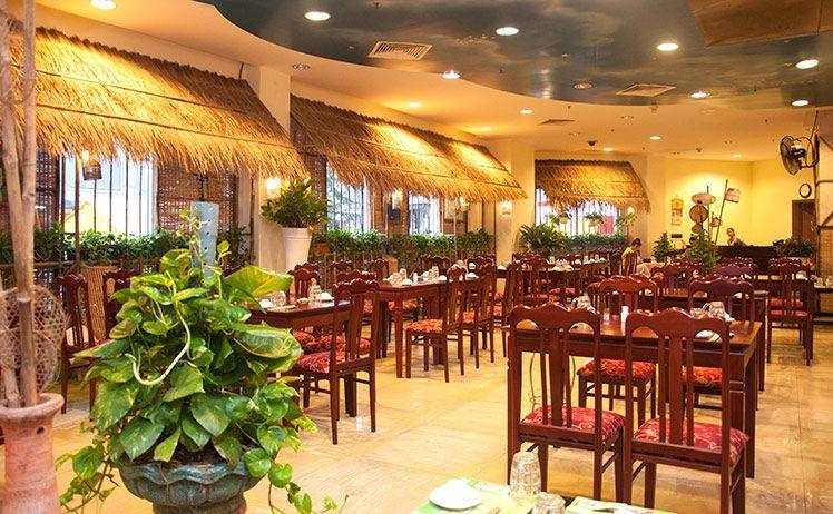 Nhà hàng Hai Lúa là địa điểm tổ chức sinh nhật cho bé tại TP. Hồ Chí Minh chất lượng