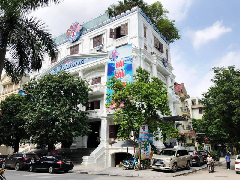 Nhà hàng hải sản Biển Đông