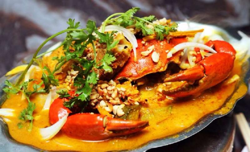 Nhà hàng Hải Sản Biển Đông 8 – Phổ Quang