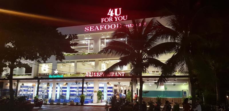 Nhà hàng 4U- For You Seafood