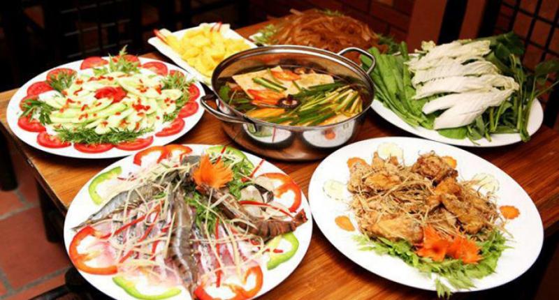 Top 9 Quán hải sản ngon nhất Thanh Hóa
