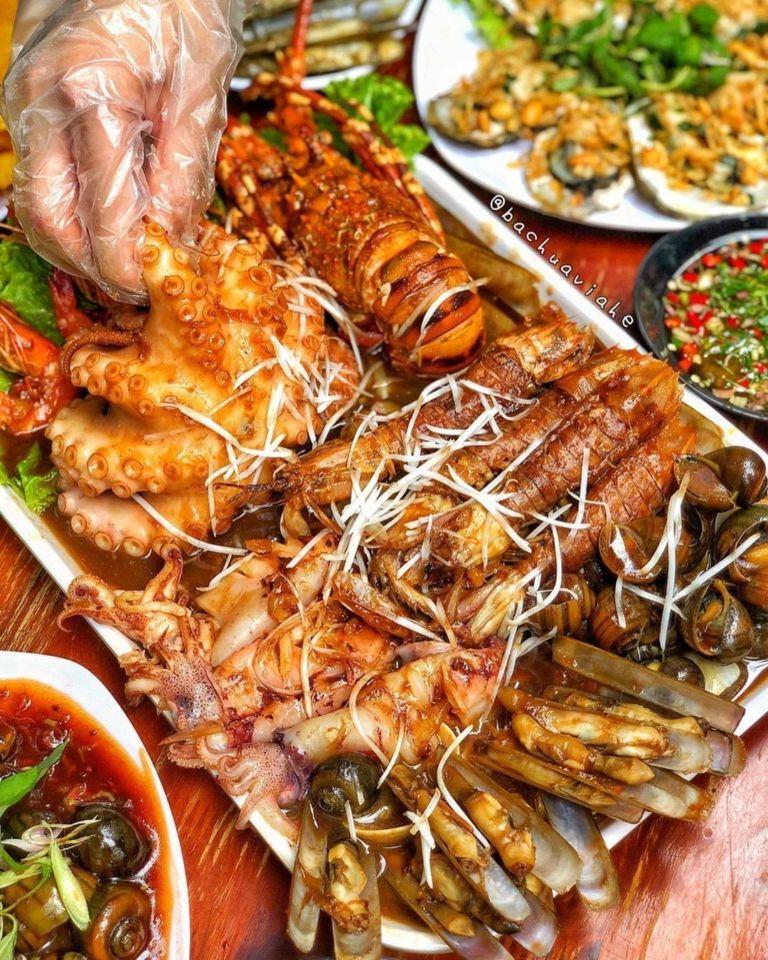 Nhà hàng hải sản Gió Biển