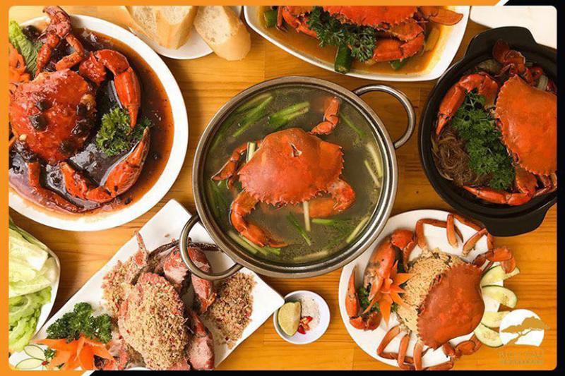 Top 7 Nhà hàng hải sản ngon nhất TP. Hội An