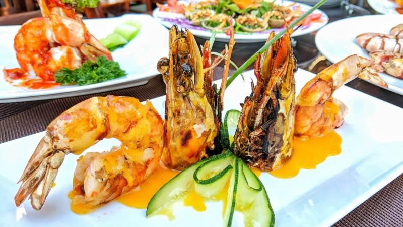 Nhà hàng Hải sản Phú Thành – Võ Nguyên Giáp