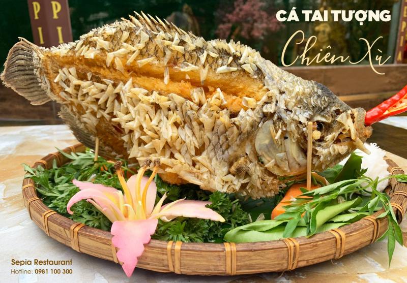 Nhà hàng hải sản Sepia
