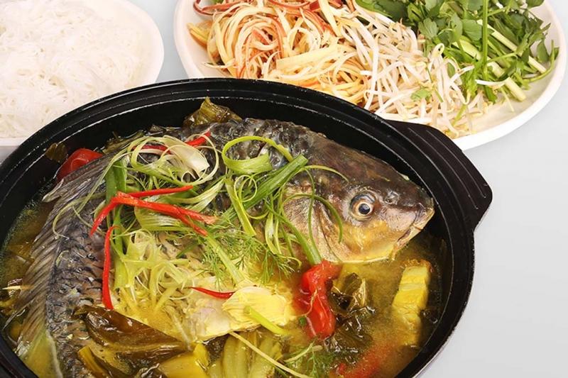 Hầu như như mọi nhu cầu về ẩm thực Việt đều có thể được đáp ứng tại Hải Yến Tre Bãi Đá
