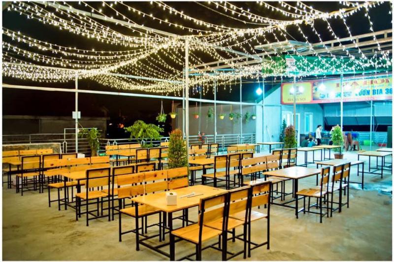 Nhà hàng Hàm Nghi