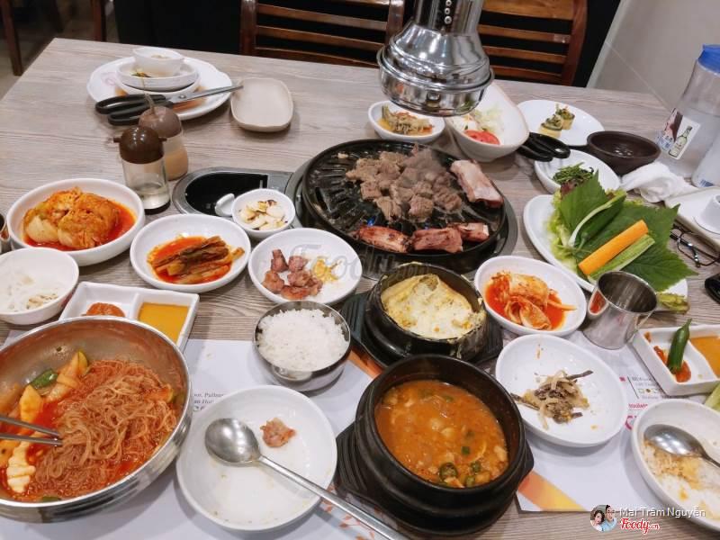Nhà Hàng Hàn Quốc Choi Go Jip - Hàm Nghi