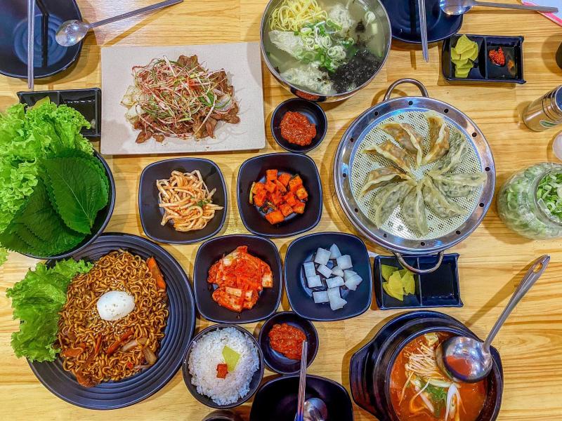 Nhà Hàng Hàn Quốc Jinguk Vung Tau