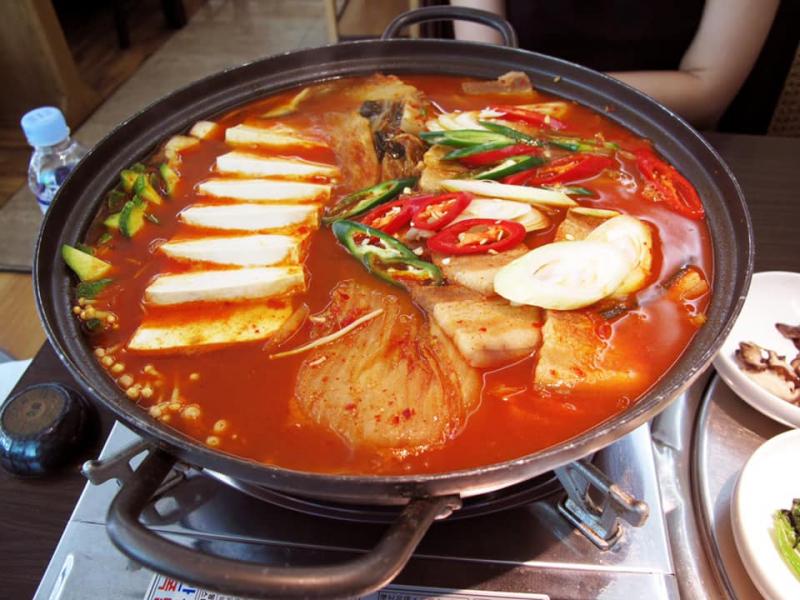 Nhà hàng Hàn Quốc MirimSiktang