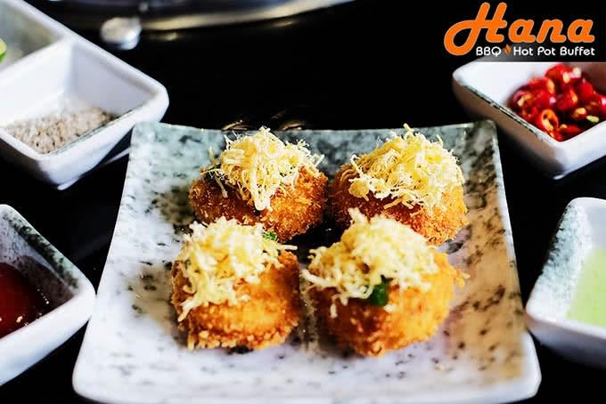 Hana BBQ là một trong những nhà hàng buffet ngon và nổi tiếng nhất ở quận 3