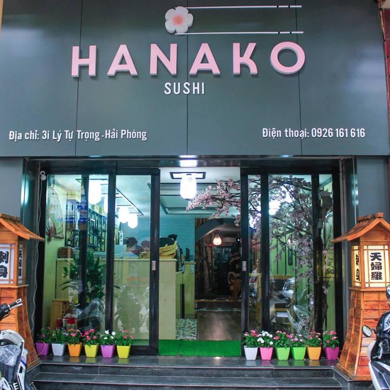 Nhà hàng Hanako