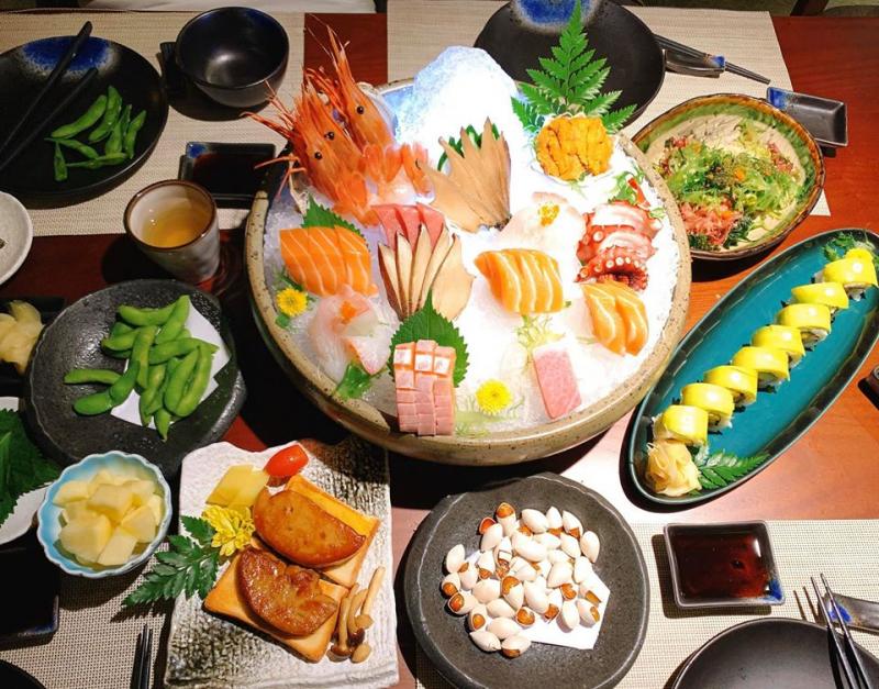 Nhà hàng Hatoyama
