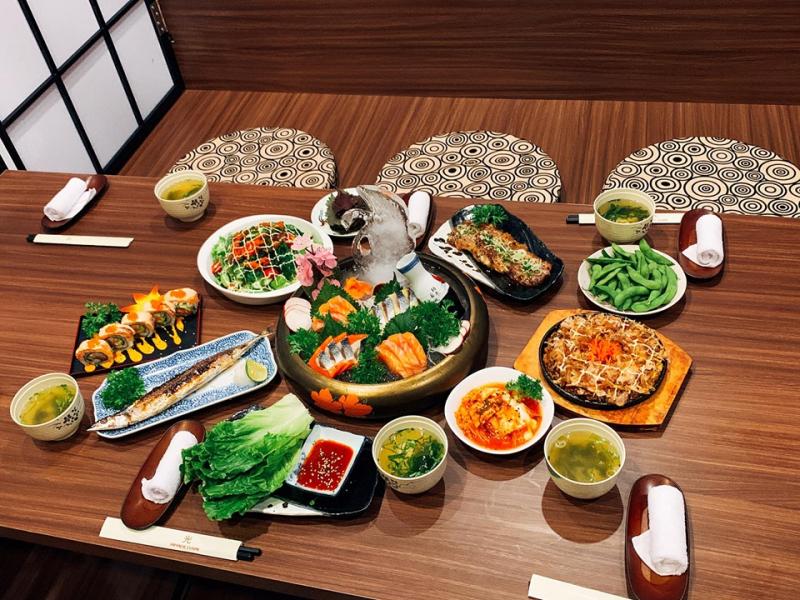 Nhà hàng Hikari HP