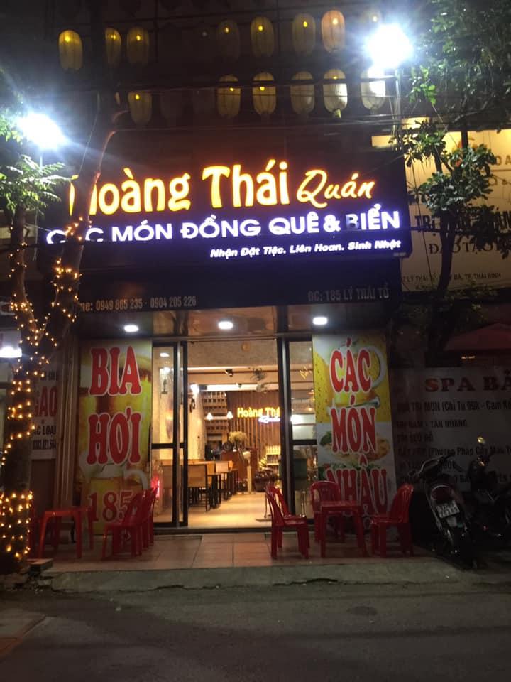 Nhà hàng Hoàng Thái