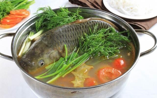Những món ăn quen thuộc ở Nhà Hàng Hương Quê