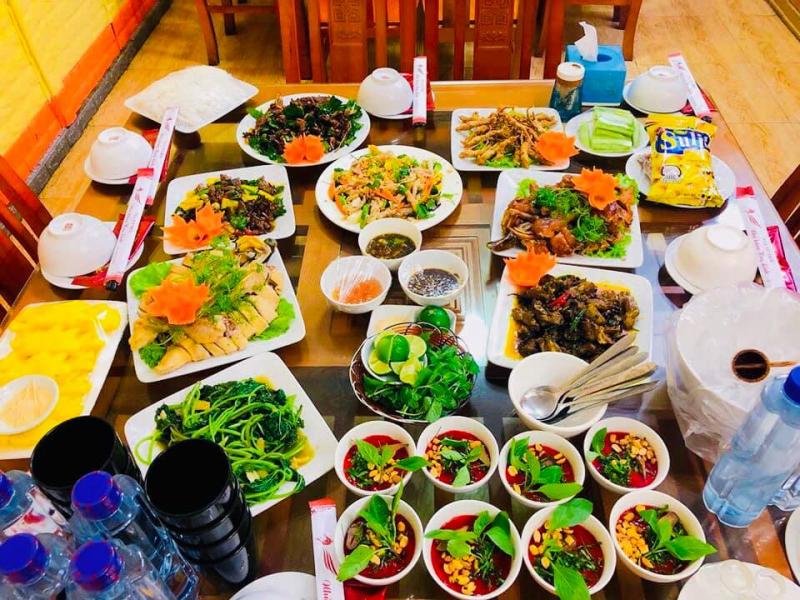Nhà hàng Huy Linh Vua Vịt Trời