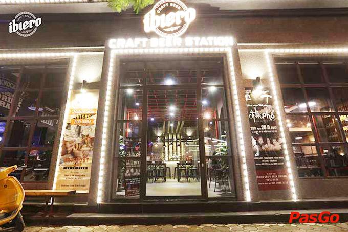 Nhà hàng iBiero Craft Beer Station