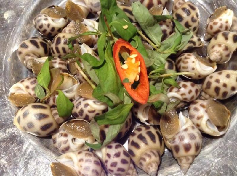 Các món hải sản tại nhà hàng Java Seafood Tower được đánh giá rất cao