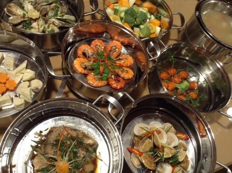 Nhà hàng Java Seafood Tower mang đến cho bạn một kiểu thưởng thức hải sản kiểu mới