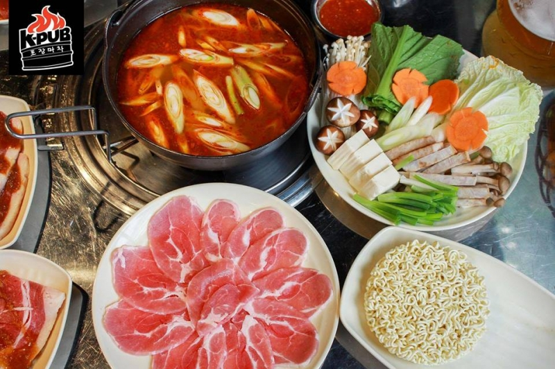 K-Pub - Korean BBQ Garden là một trong những nhà hàng buffet ngon nhất Times City