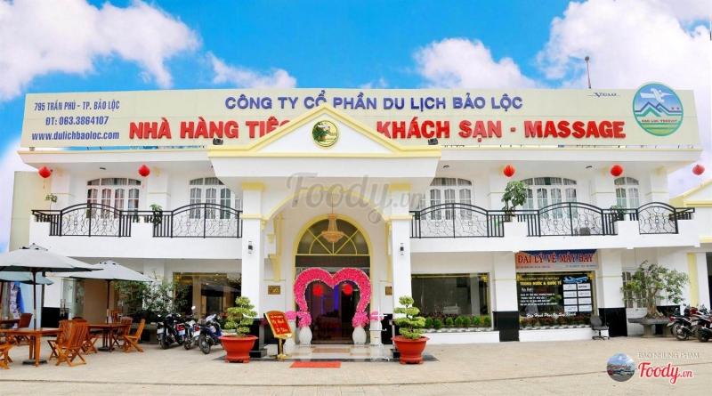 Nhà Hàng Khách Sạn Du Lịch Bảo Lộc