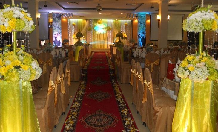 Nhà hàng khách sạn Sài Gòn Kim Liên