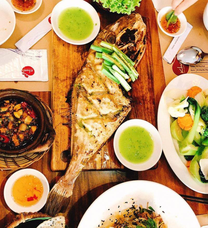 Nhà hàng Khoái – Lê Quý Đôn