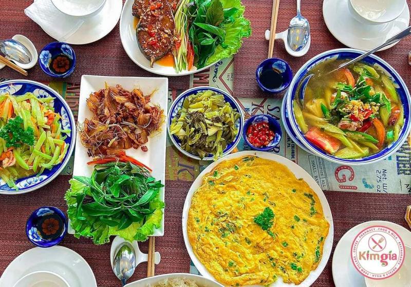 Nhà hàng Kim Gia