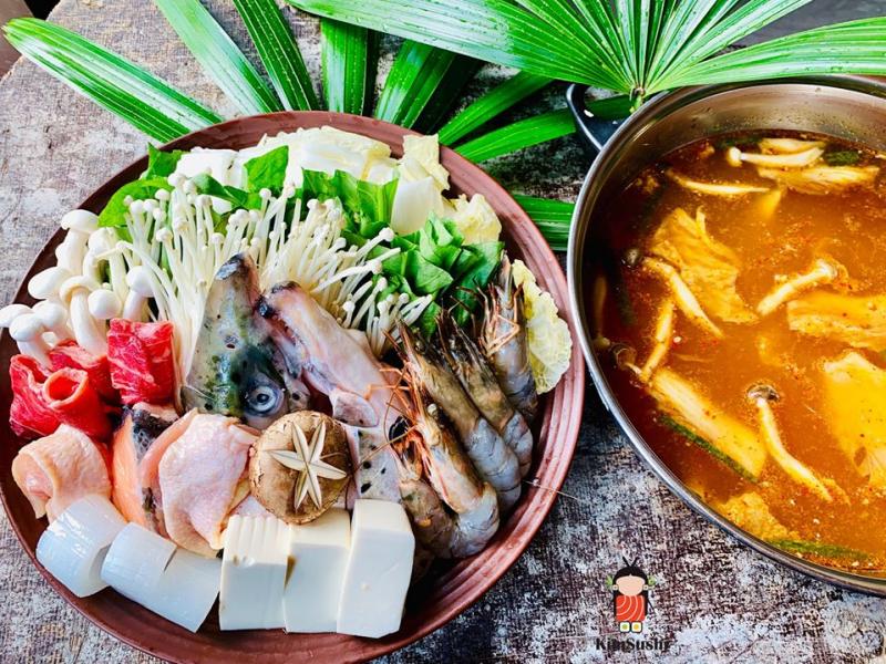 Nhà hàng KimSushi