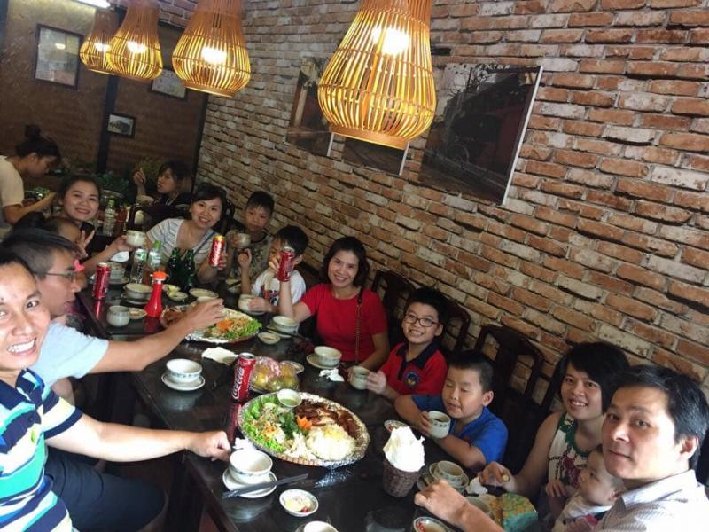 Nhà hàng Kinh Bắc
