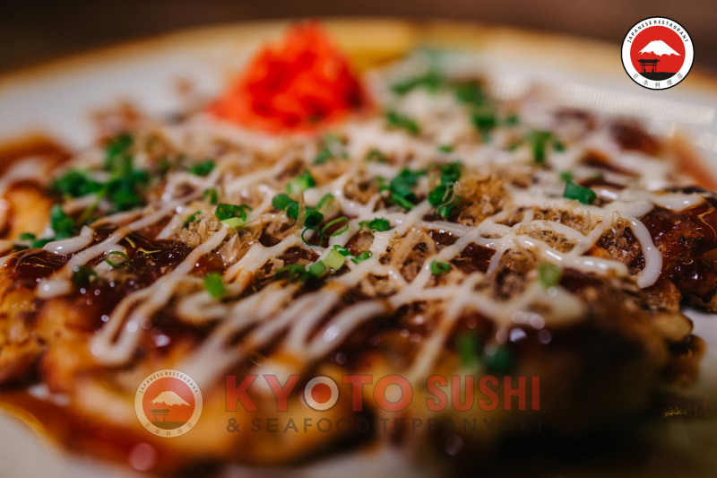 Nhà hàng Kyoto Sushi