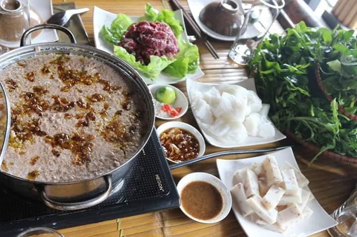Nhà hàng Lã Vọng - Hồ Rộc Vòn
