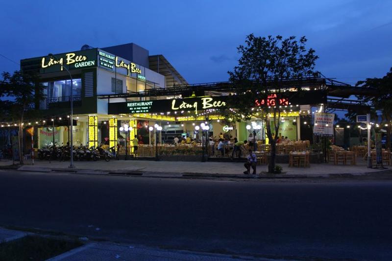 Nhà hàng làng Beer