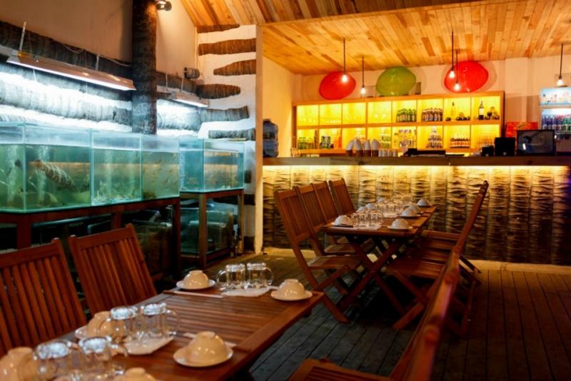 Nhà hàng Làng Biển - quán ăn ngon nhất đường Phạm Văn Đồng, Nha Trang