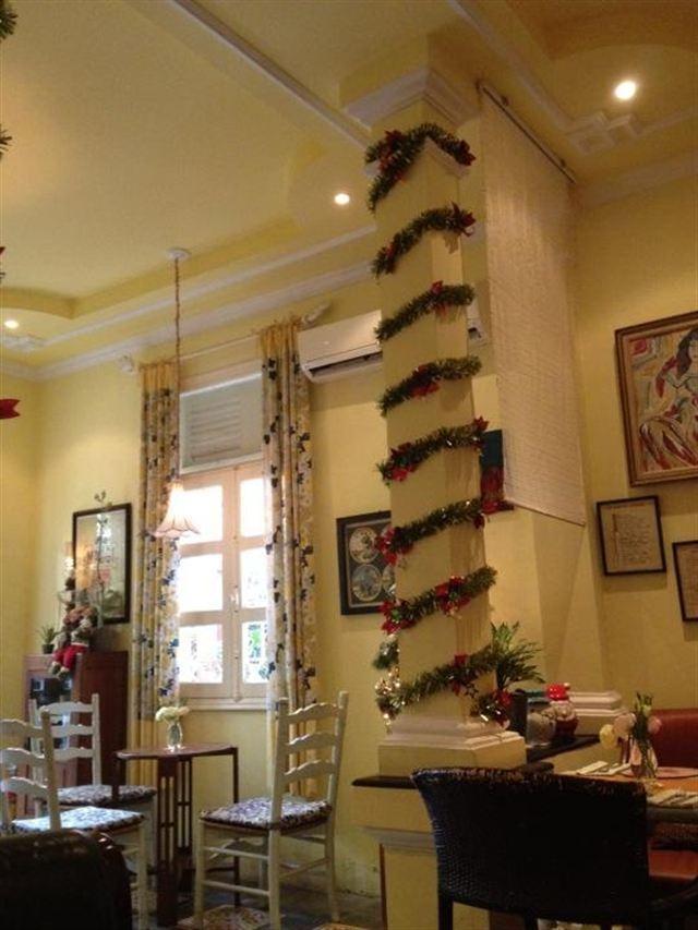Nhà hàng Le Jardin De Sao Mai