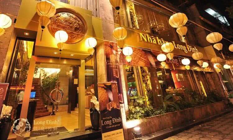 Nhà hàng Long Đình
