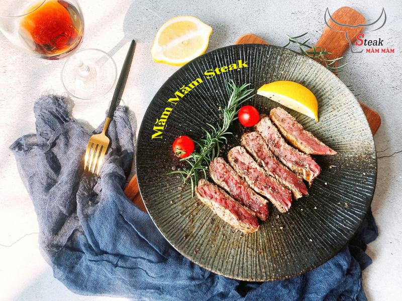 Nhà hàng Măm Măm Steak