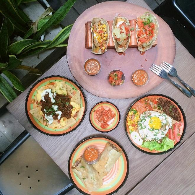 Top 7 nhà hàng mang phong cách ẩm thực Mexico ngon nhất Sài Gòn
