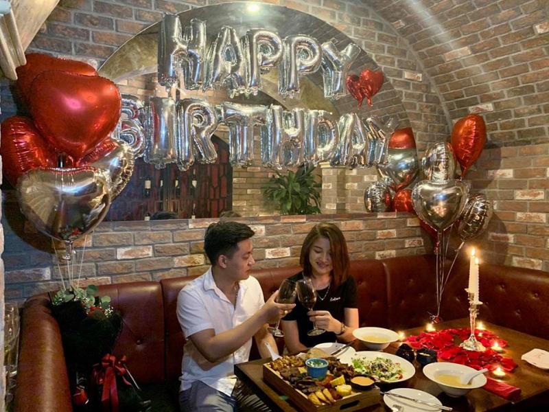 Nhà hàng Mapa C's Wine Bar - Hoàng Văn Thái