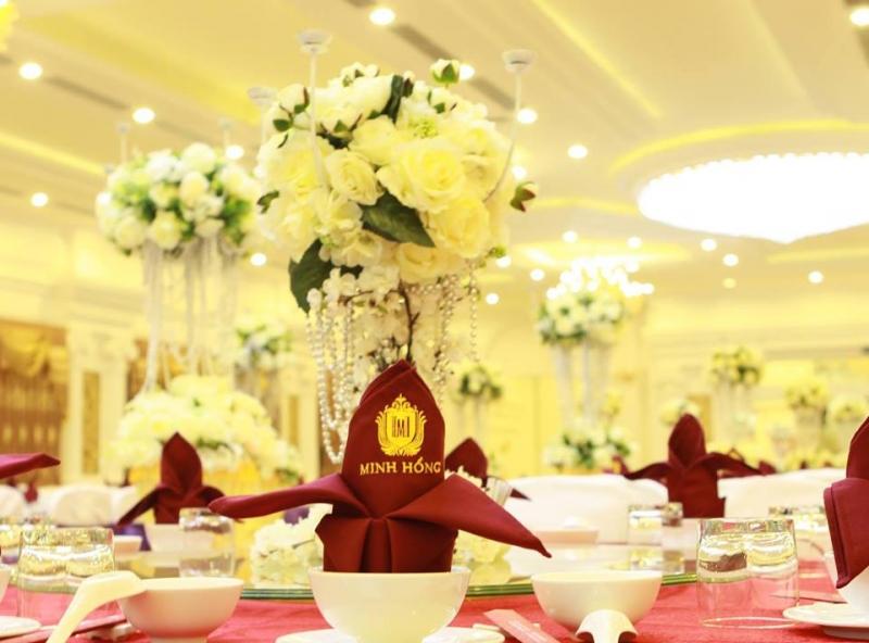 Nhà hàng Minh Hồng