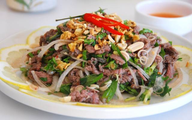 Nhà hàng Minh Sự