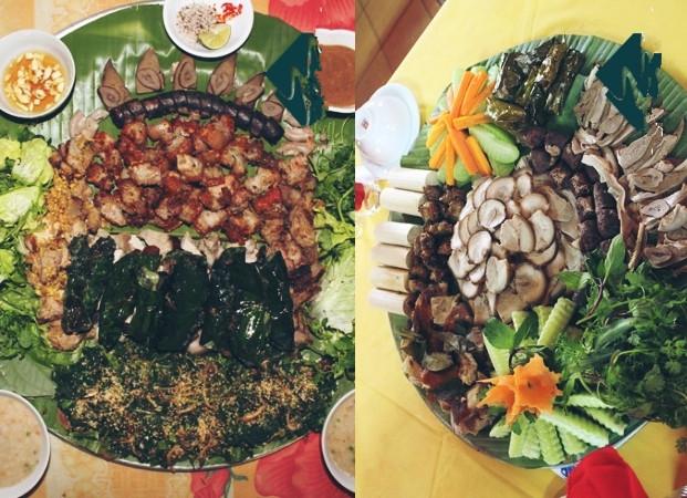 Nhà hàng Mộc Châu Xanh
