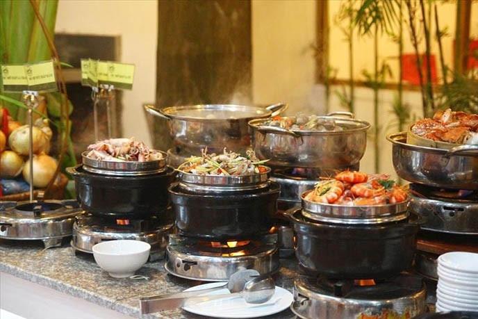 Nhà hàng Nam Sơn là một trong những nhà hàng tổ chức tiệc công ty tốt nhất ở Hà Nội
