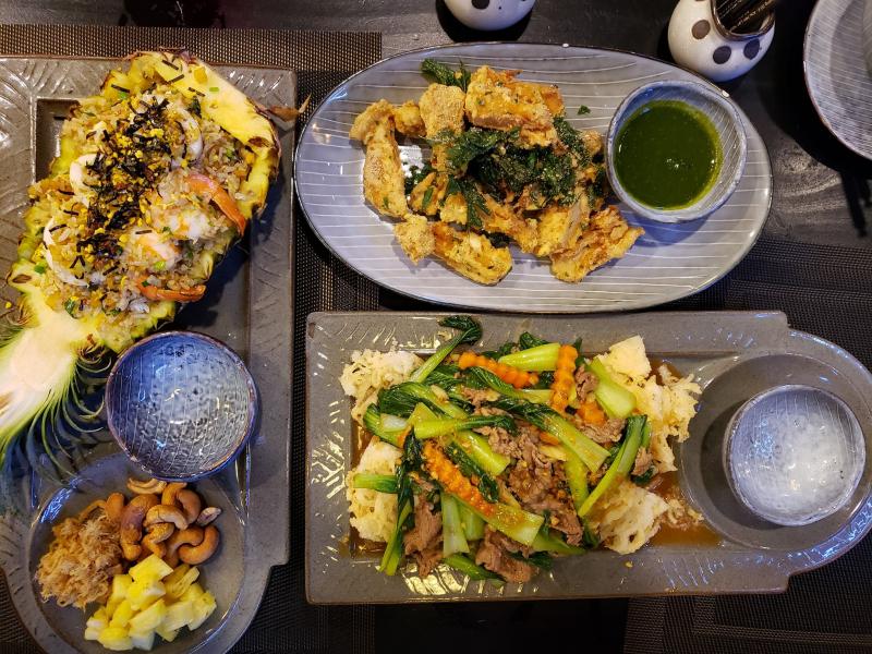 Nhà hàng Nếp Vàng
