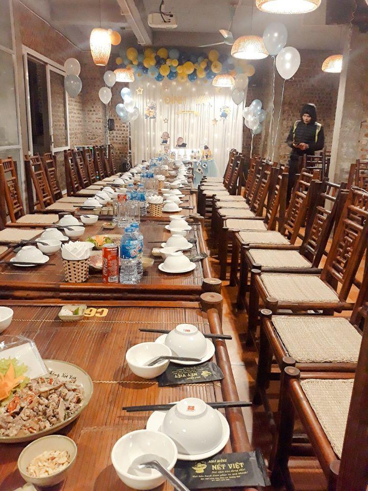Nhà hàng Nét Việt